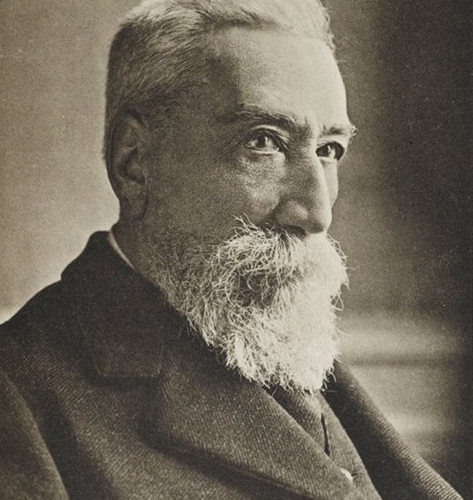 Anatole France 1921