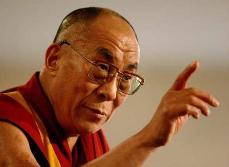 Actuel dalaï lama