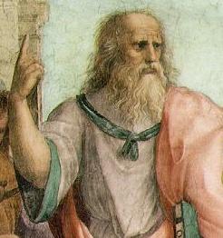 Portrait de Platon