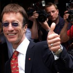 Robin Gibb est parti Les Bee Gees orphelins
