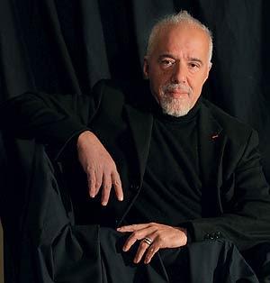 L'écrivain brésilien Paulo Coelho