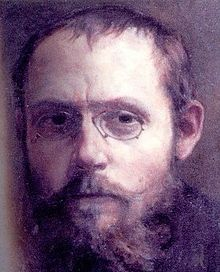 Le poète Charles Péguy