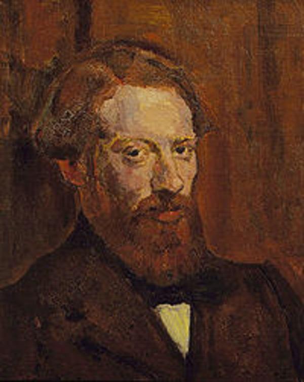 Le poète Charles Guérin