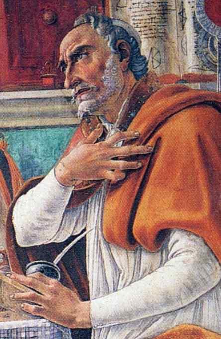 Biographie de Saint Augustin