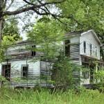 Maison déserte…