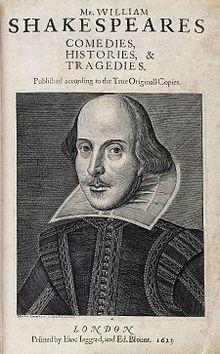 decouverte du fameux first folio