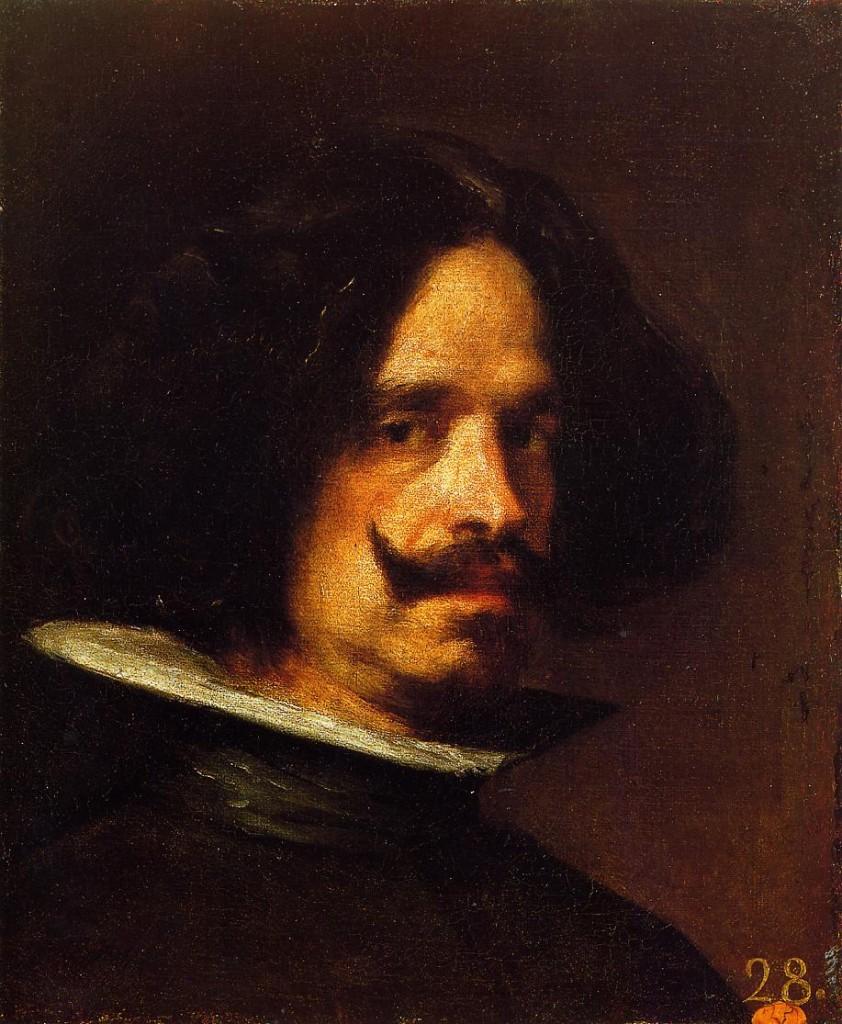 Diego Velazquez sa toute premiere exposition à Paris