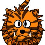 le lapin tête de lion
