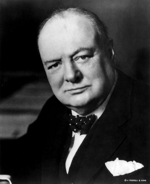 Winston Churchill, histoire et biographie de Winston Churchill