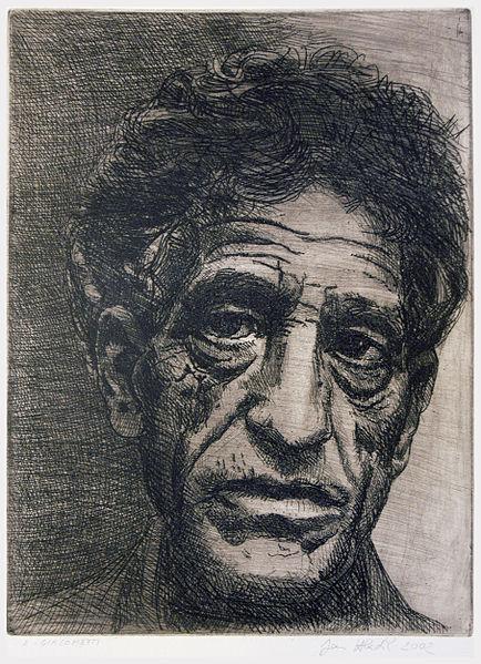 Alberto Giacometti : un peintre au talent inouï