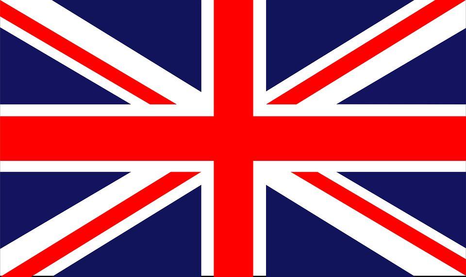 Drapeau Royaume-Uni - Le drapeau anglais