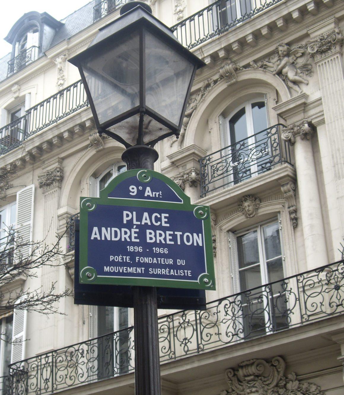 Place André Breton