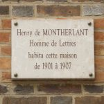 Henry de Montherlant, histoire et biographie de Montherlant