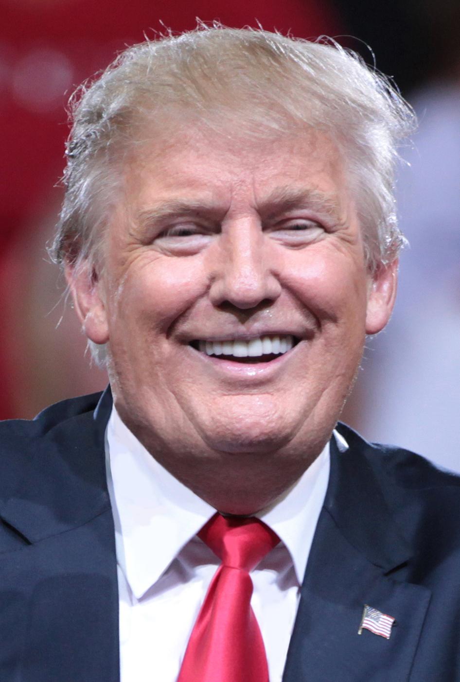 Biographie de Donald Trump