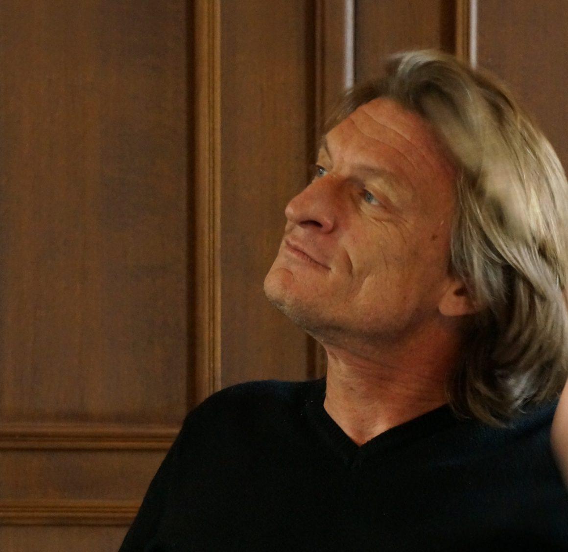 Marcus Malte, lauréat 2016 du Prix Femina