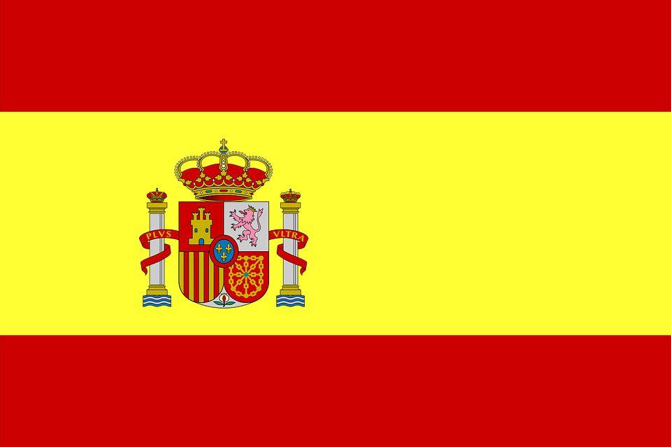 Drapeau Espagne - Le drapeau espagnol