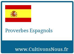 Proverbes Espagnols