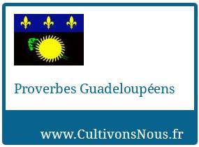 Proverbes Guadeloupéens
