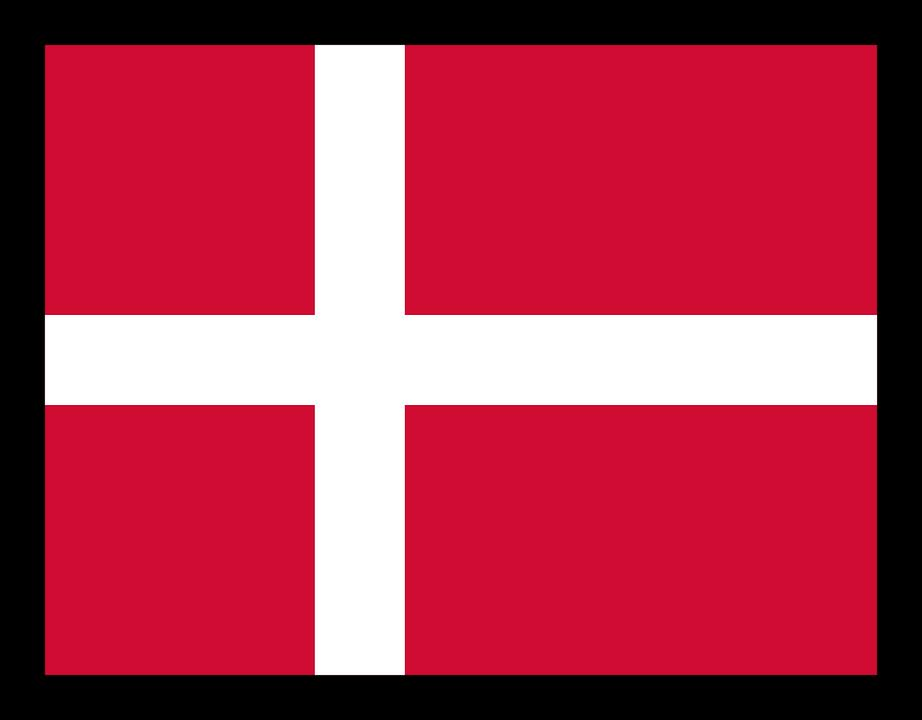 Drapeau Danemark - Le drapeau danois