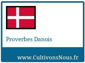 Proverbes Danois
