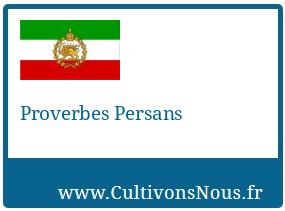 Proverbes Persans