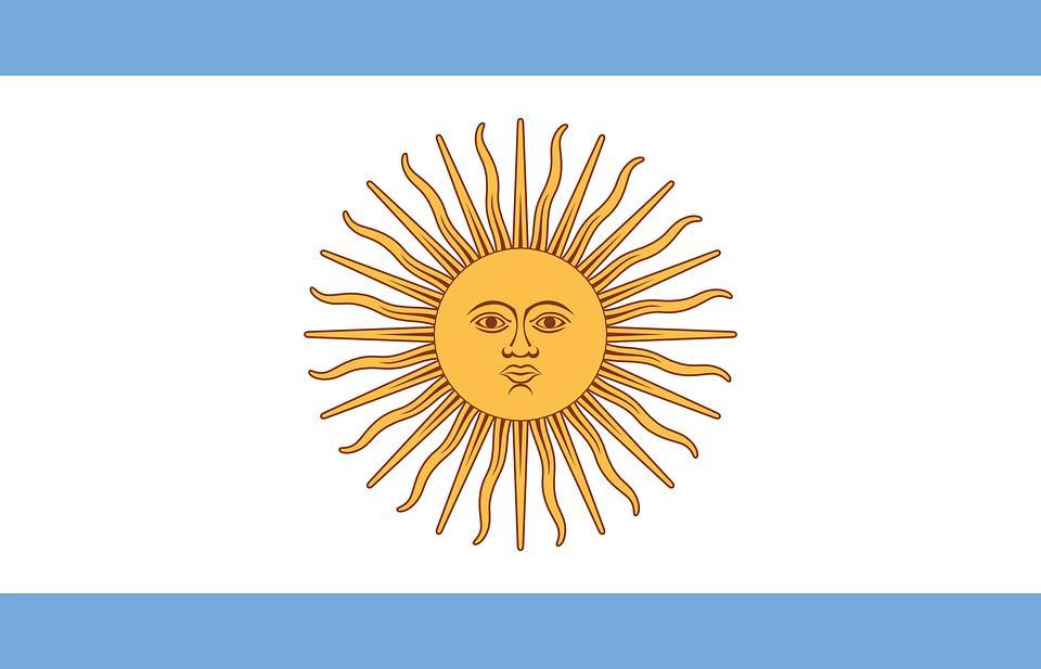 Argentine le pays argentine - Drapeau de l amerique ...