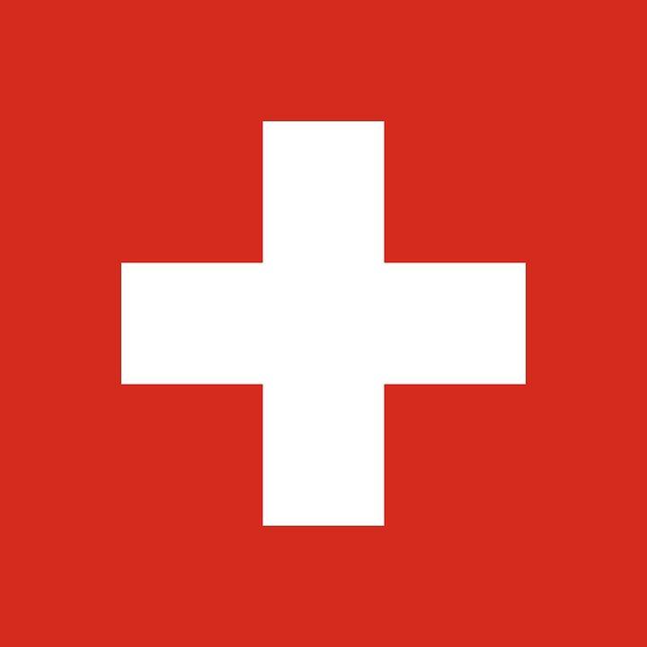 Drapeau Suisse - Le drapeau suisse