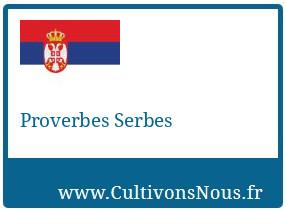 Proverbes Serbes