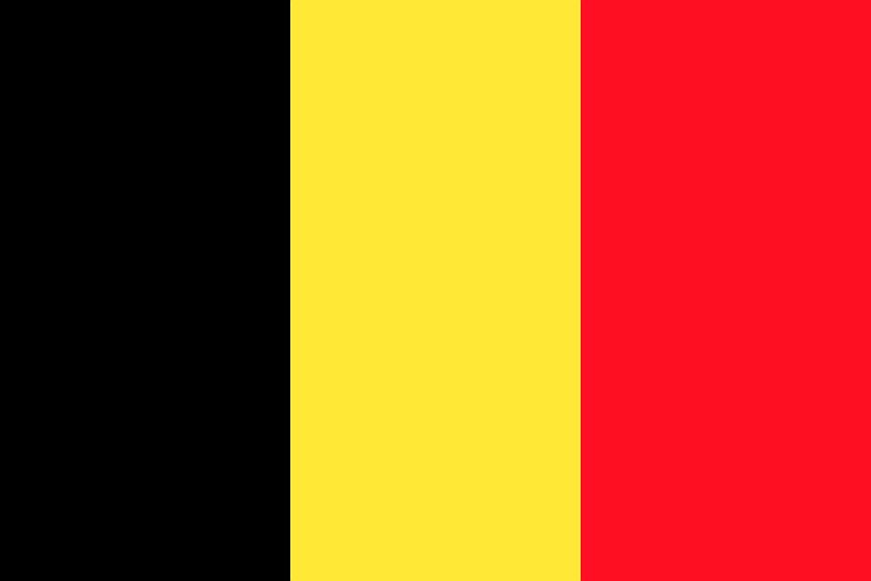 Drapeau Belgique - Le drapeau belge