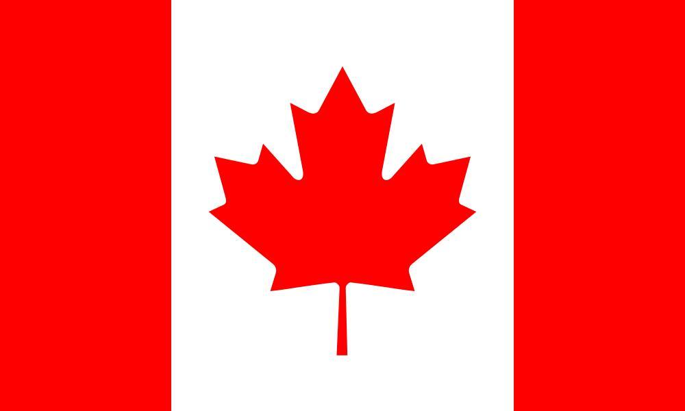 Drapeau Canada - Le drapeau canadien