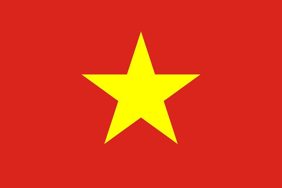 Drapeau Viêt Nam - Le drapeau vietnamien