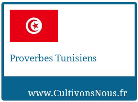 Proverbes Tunisiens