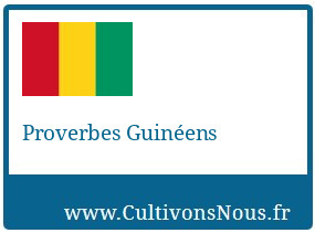 Proverbes Guinéens