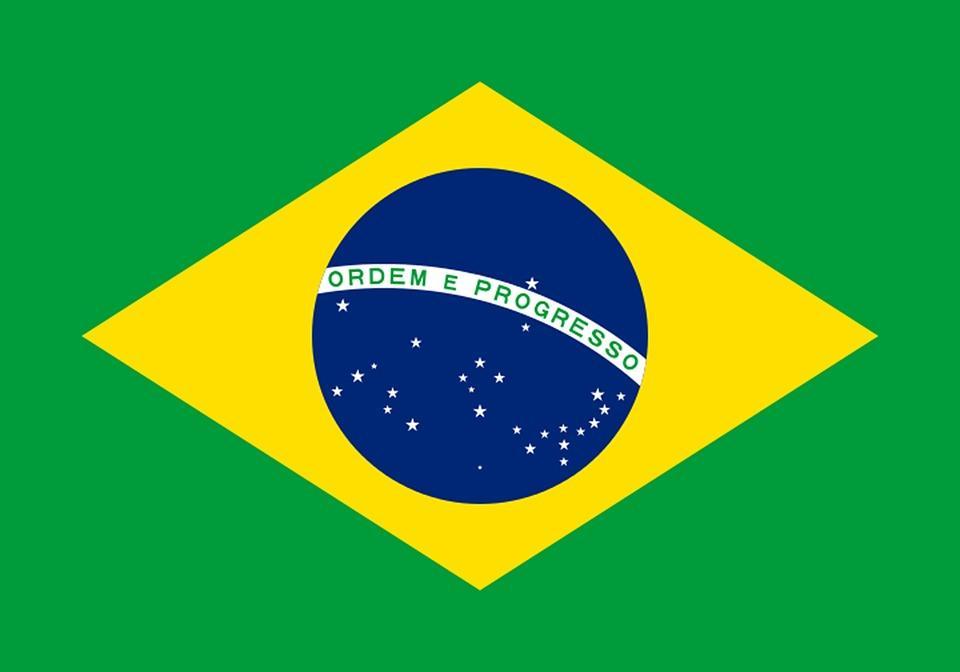 Drapeau Brésil - Le drapeau brésilien