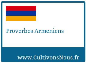 Proverbes Armeniens