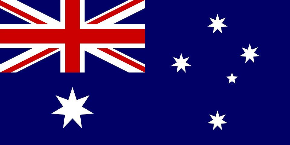 Drapeau Australie - Le drapeau australien