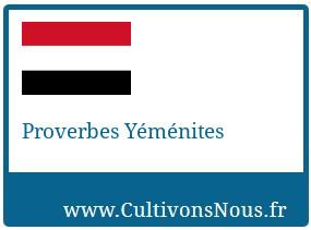 Proverbes Yéménites
