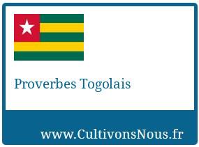 Proverbes Togolais