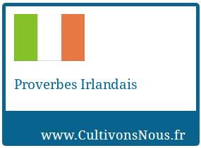 Proverbes Irlandais