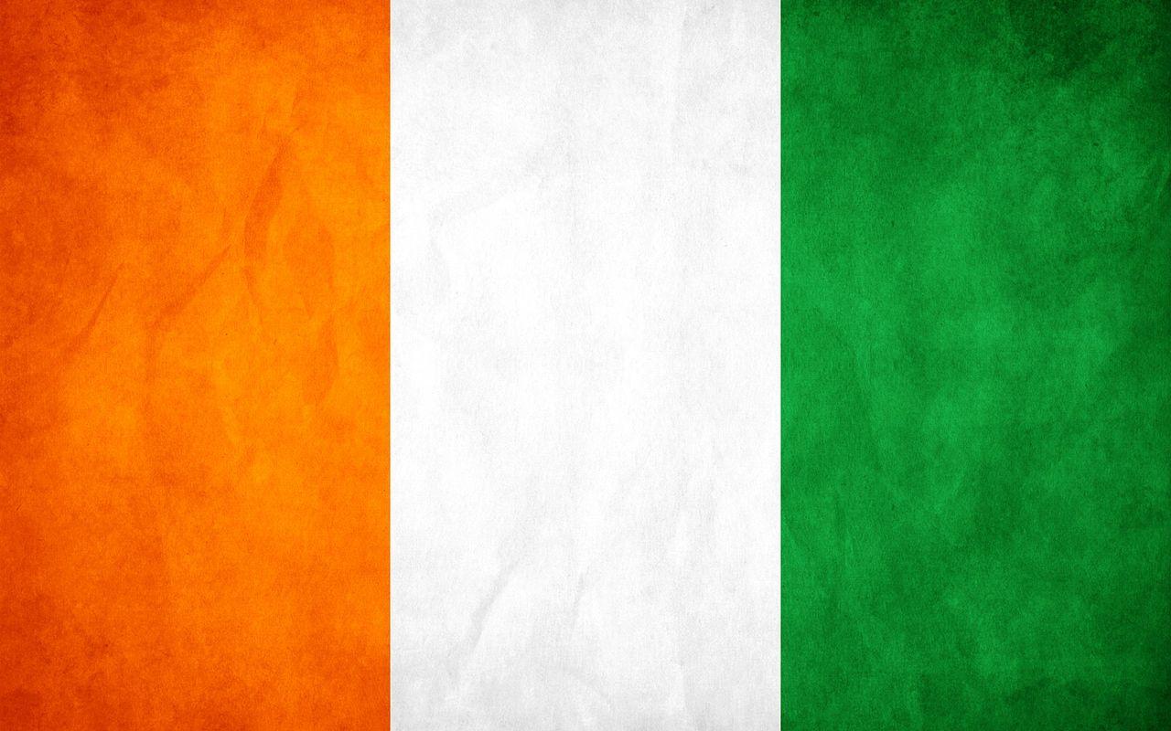 Drapeau Côte d'Ivoire - Le drapeau ivoirien