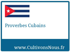 Proverbes Cubains