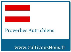 Proverbes Autrichiens
