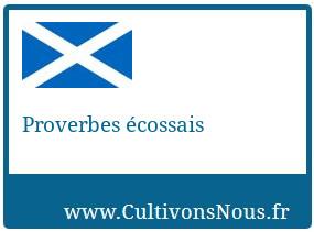 Proverbes écossais