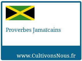 Proverbes Jamaïcains