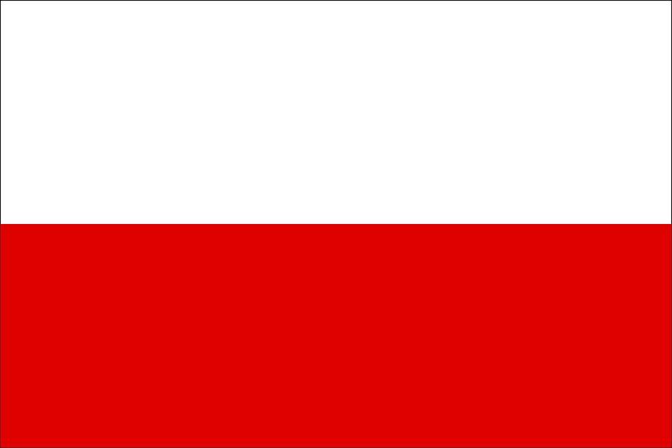 Drapeau Pologne - Le drapeau polonais