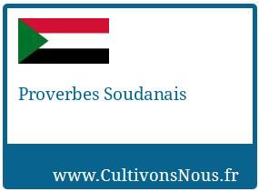 Proverbes Soudanais
