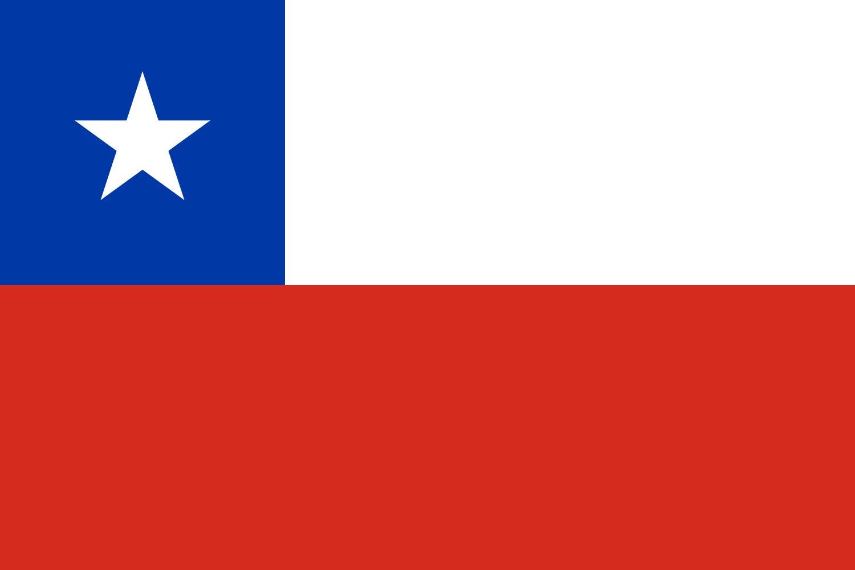 Drapeau Chili - Drapeau du Chili