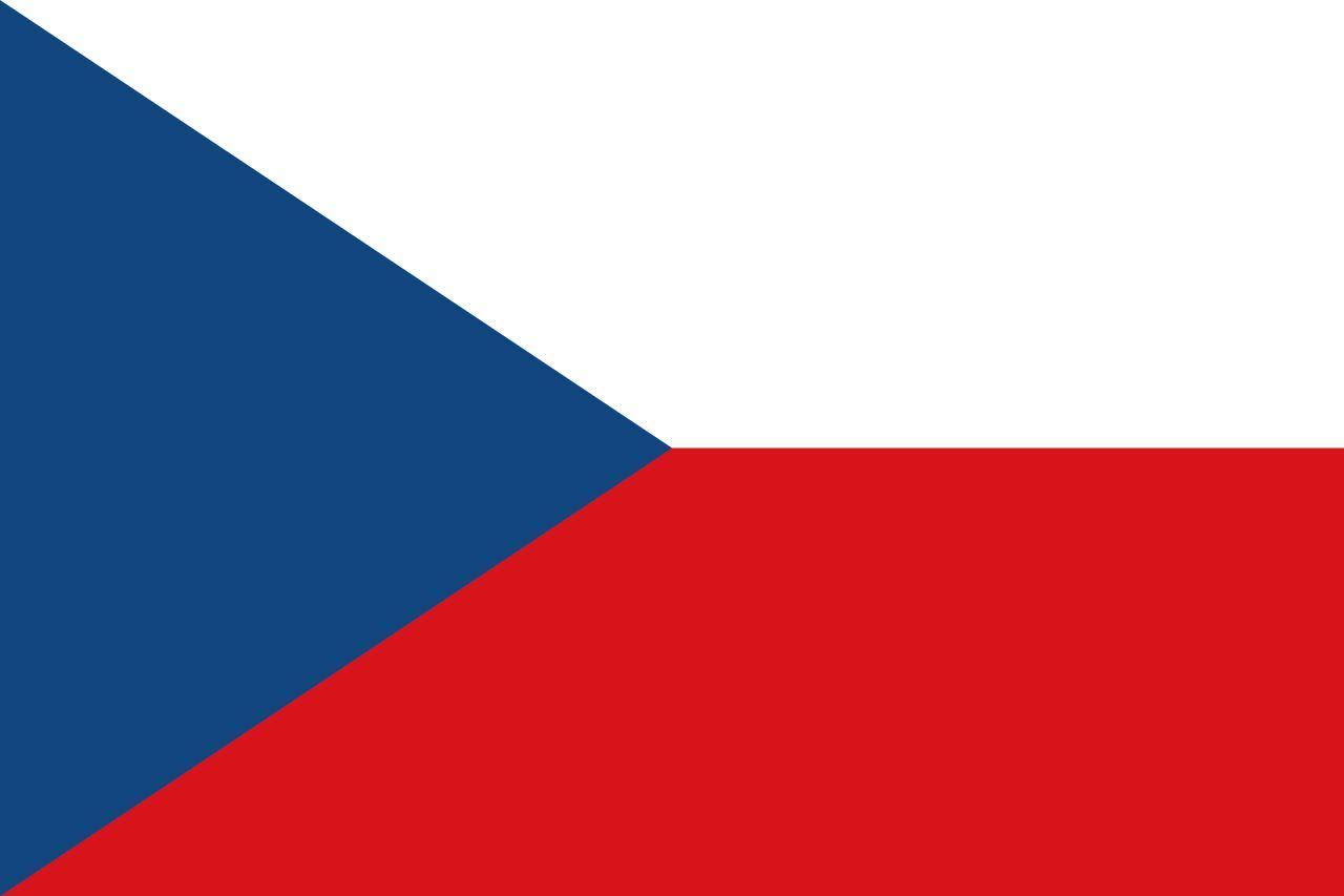 Drapeau Tchécoslovaquie - Le drapeau tchèque