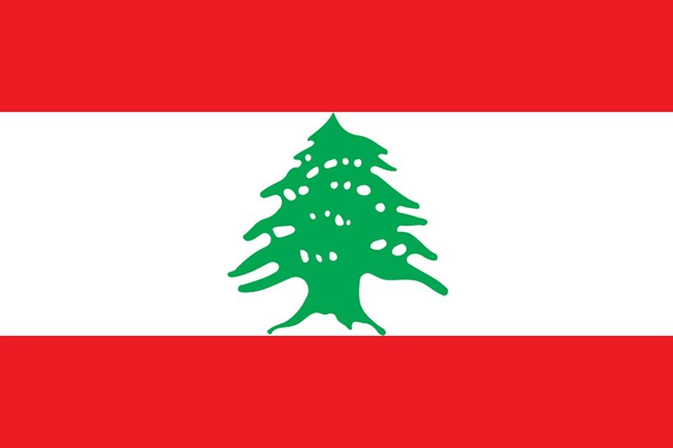 Drapeau Liban - Le drapeau libanais