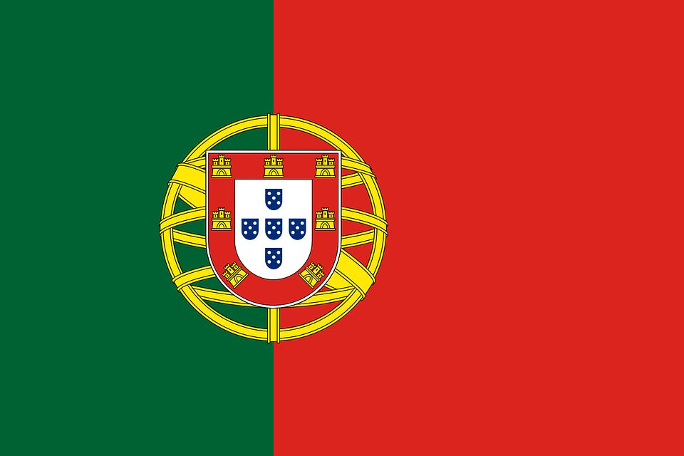 Drapeau Portugal - Le drapeau portugais
